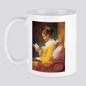 Young Girl Reading c. 1776 Mug