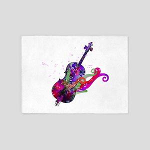 Violin 5'x7'Area Rug