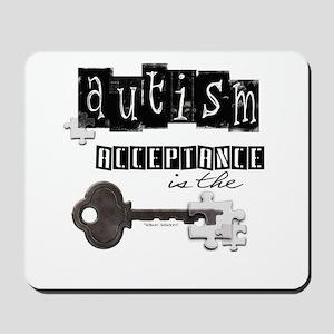 Autism Acceptance Mousepad