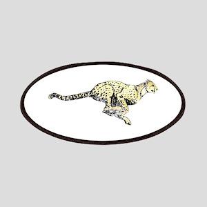 Vintage Running Cheetah Patch