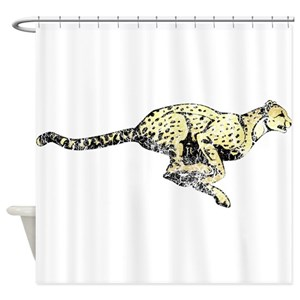 Wild Cats Shower Curtains