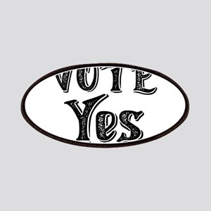 Vote yes Patch