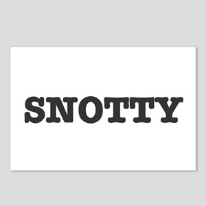 SNOTTY Postcards (Package of 8)