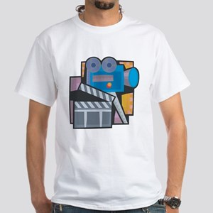 Film Making Black T-Shirt