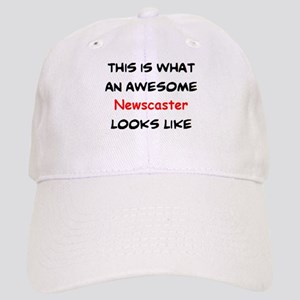 awesome newscaster Cap