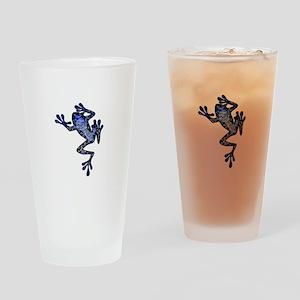 CLIMB Drinking Glass
