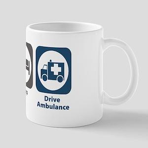 Eat Sleep Drive Ambulance Mug