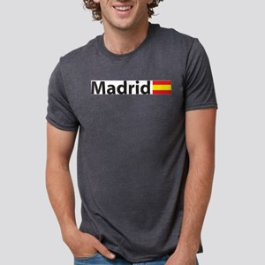 Madrid Ash Grey T-Shirt