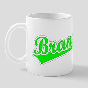 Retro Brandi (Green) Mug