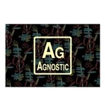 AGNOSTIC RETRO Postcards (Package of 8)