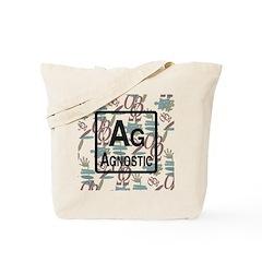 AGNOSTIC RETRO Tote Bag