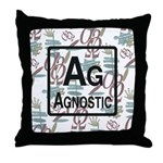 AGNOSTIC RETRO Throw Pillow