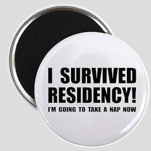 Residency Survivor Magnet