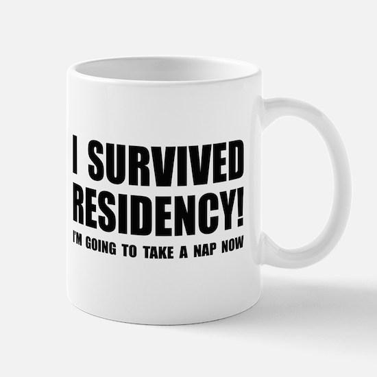 Residency Survivor Mug