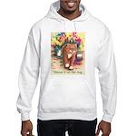 Blame it on the Dog Hooded Sweatshirt