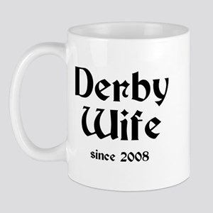 Derby Wife Since... Mug