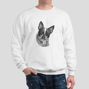 Australian Cattle Dog - George Sweatshirt