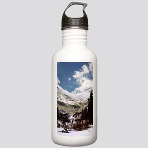 Harvest Moons Mountains Water Bottle