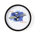 Project Echelon Wall Clock