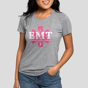 Star of Life EMT - pink T-Shirt