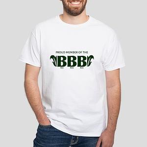 Box BBB White T-Shirt