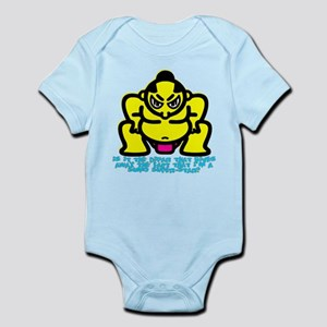 Sumo Super-Star Infant Creeper