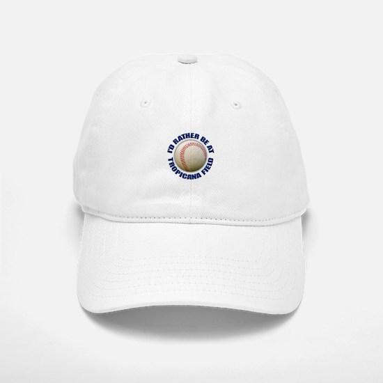 tropicana field Baseball Baseball Cap