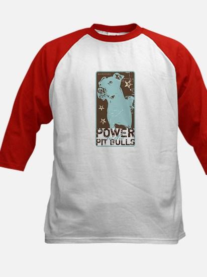 Pit Power Kids Baseball Jersey