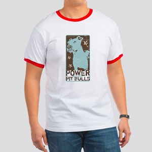Pit Power Ringer T