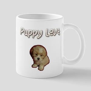 Puppy Love Mug - Lhasa Apso