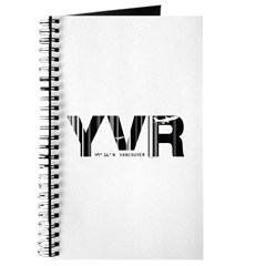 Vancouver Canada YVR Air Wear Journal