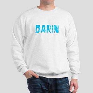 Darin Faded (Blue) Sweatshirt