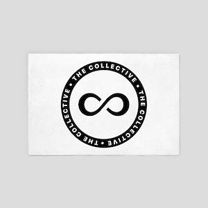 Collective Original 4' X 6' Rug