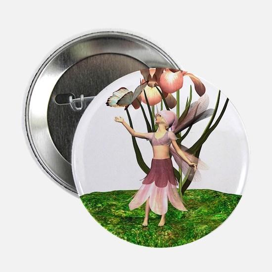 Iris Fairy Button