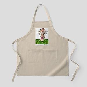 Iris Fairy BBQ Apron