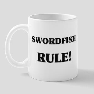 Swordfish Rule Mug