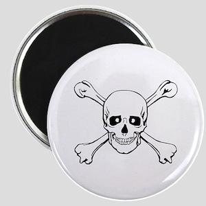 Skull & Crossbones Magnet