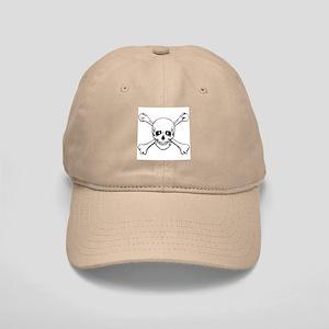 Skull & Crossbones Cap