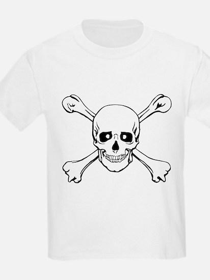 Skull & Crossbones Kids T-Shirt