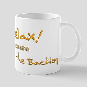 Relax Scrum Master Mugs