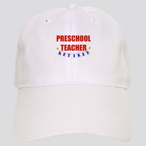 Retired Preschool Teacher Cap