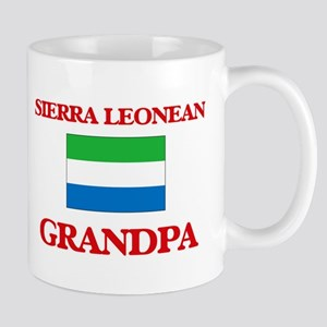 Sierra Leonean Grandpa Mugs