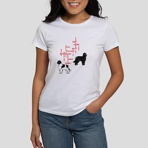 newfoundland crossword Women's T-Shirt