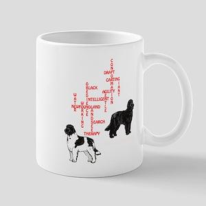 newfoundland crossword Mug