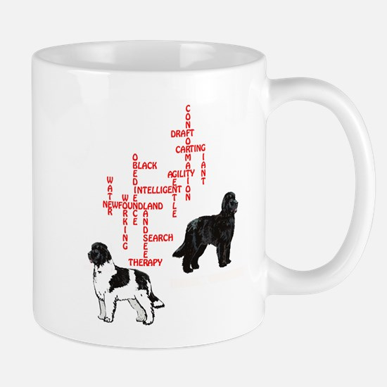 newfoundland crossword Mug