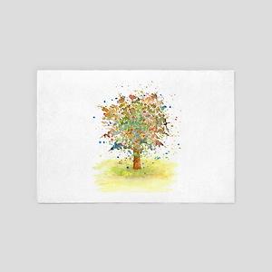 Landscape 466 Tree 4' x 6' Rug