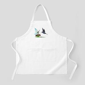 Hummingbird and Fairy BBQ Apron
