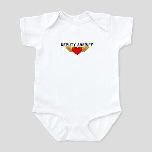 Deputy Sheriff Infant Bodysuit