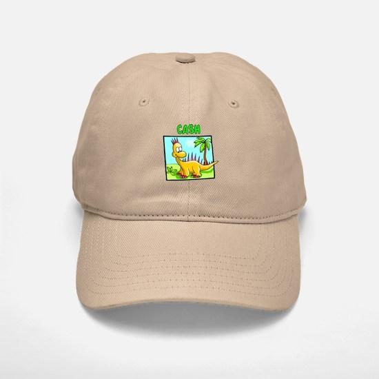 Cash Dinosaur Baseball Baseball Cap