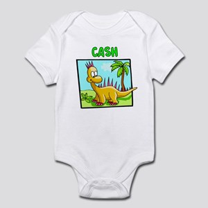 Cash Dinosaur Infant Bodysuit